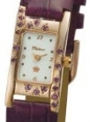 Кварцевые золотые часы «Мадлен» AN-90557.306 весом 7.5 г