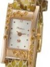 Кварцевые золотые часы «Мадлен» AN-90557.216 весом 7.5 г