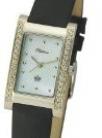 Часы женские наручные с бриллиантами «Камилла» AN-200141.301 весом 15.4 г