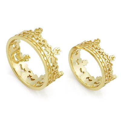 Обручальное кольцо на заказ 9.5 г SLY-5001-350