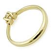 Золотое кольцо с бриллиантами 2.5 г SLY-200-250