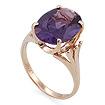 Золотое кольцо с александритом (синтетическим) SL-2270-470 весом 4.67 г  стоимостью 16439 р.