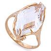 Золотое кольцо с горным хрусталем SL-02431-520 весом 5.15 г  стоимостью 16200 р.