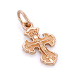 Детский золотой крестик SLD-011-200 весом 1.6 г  стоимостью 9440 р.