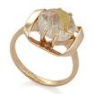 Золотое кольцо с рутиловым кварцем SV-0444-330 весом 3.31 г  стоимостью 14564 р.