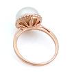 Кольцо из золота с жемчугом 4.21 г SL-0246-421