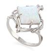 Кольцо с опалом в серебре SL-2200-320 весом 3.19 г  стоимостью 1550 р.