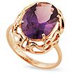 Золотое кольцо с александритом (синт.) SL-2230-480 весом 4.8 г  стоимостью 16896 р.