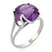 Серебряное кольцо с александритом SL-2244-410 весом 4.07 г  стоимостью 2200 р.