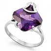 Серебряное кольцо с александритом SL-2254-450 весом 4.5 г  стоимостью 2200 р.