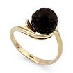 Кольцо с черным камнем (оникс в форме шара фантазийной огранки) SL-2836-393 весом 3.93 г  стоимостью 15327 р.