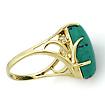 Золотое кольцо с бирюзой 5.55 г SL-2869-555