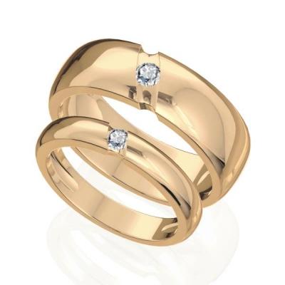 Парные кольца: виды, модные тренды
