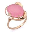 Кольцо с розовым кварцем SV-0475-580 весом 5.8 г  стоимостью 25520 р.