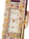 Кварцевые золотые часы «Инга» AN-90457.301 весом 8 г