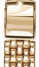 Браслет для часов из золота 42005 весом 30 г  стоимостью 107970 р.