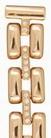 Браслет для часов из золота AN-52581 весом 20 г  стоимостью 95000 р.