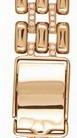 Браслет для часов из золота 42786 весом 40 г  стоимостью 143960 р.